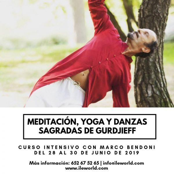 Cursos a medida ILE - Cabecera - Meditación, yoga y danzas sagradas de Gurdjieff