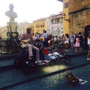 Teatro y Danza de la Commedia dell'Arte en Florencia 2017