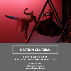 ILE - Curso de Gestión Cultural en Valencia
