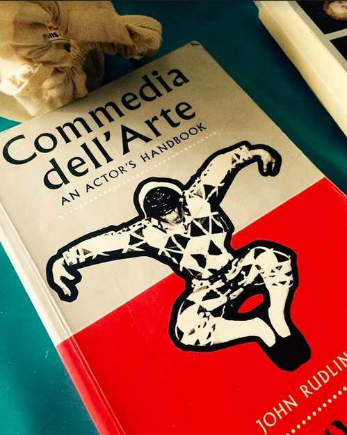 ILE - Taller de Fabricación de máscaras de la comedia del arte en Florencia 7