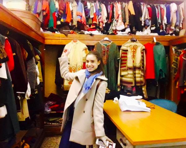 ILE - Taller de Fabricación de máscaras de la comedia del arte en Florencia 6