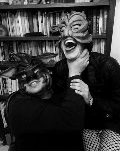 ILE - Taller de Fabricación de máscaras de la comedia del arte en Florencia 5