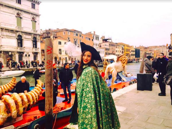 ILE - Taller de Fabricación de máscaras de la comedia del arte en Florencia 2