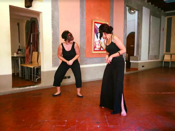 ILE - Teatro de la Comedia del Arte en Florencia 2