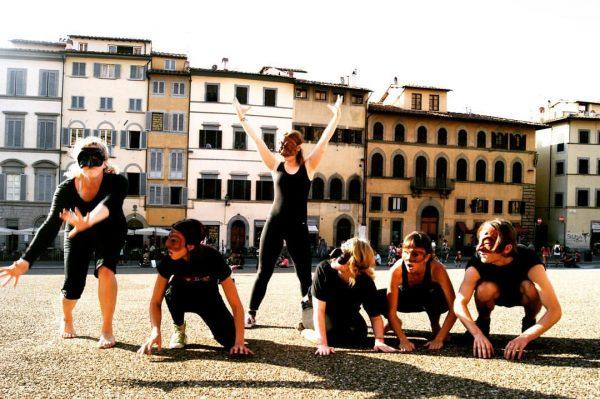 ILE - Teatro y Danaza de la Comedia del Arte en Florencia 1