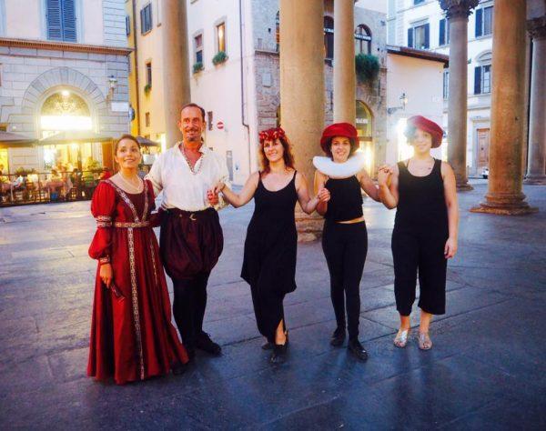 ILE - Teatro y Danaza de la Comedia del Arte en Florencia 10
