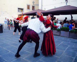 ILE - Teatro y Danaza de la Comedia del Arte en Florencia 8