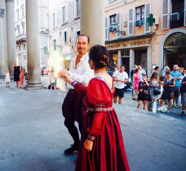 ILE - Teatro y Danaza de la Comedia del Arte en Florencia 9