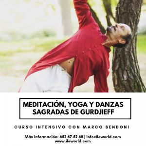 ILE - Meditación, yoga y danzas sagradas de Gurdjieff(1)
