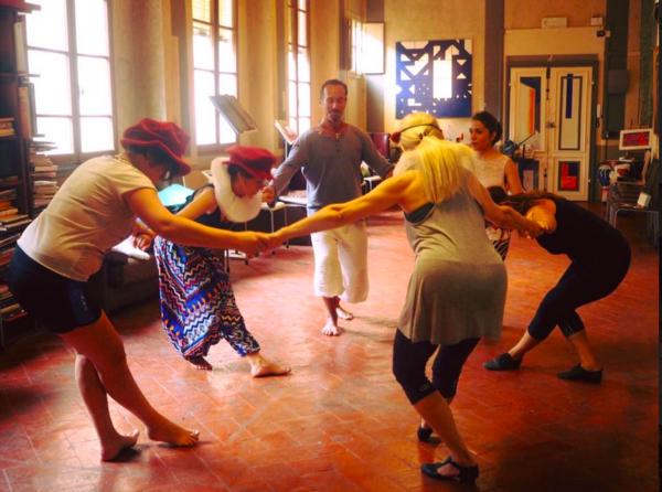 ILE - Teatro y Danaza de la Comedia del Arte en Florencia 16