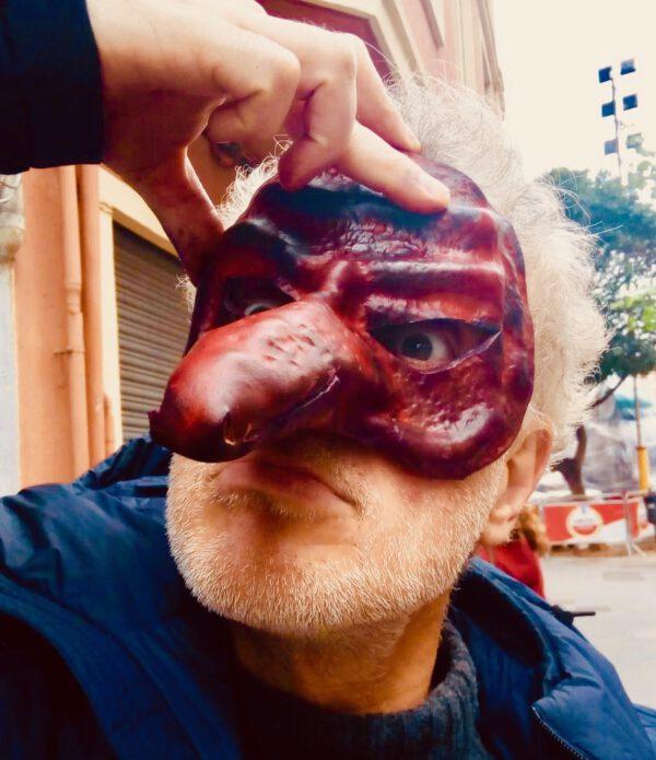 ILE - Taller de Fabricación de máscaras de la comedia del arte en Valencia 3