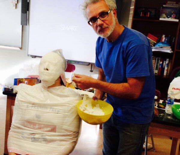 ILE - Taller de Fabricación de máscaras de la comedia del arte en Florencia 19