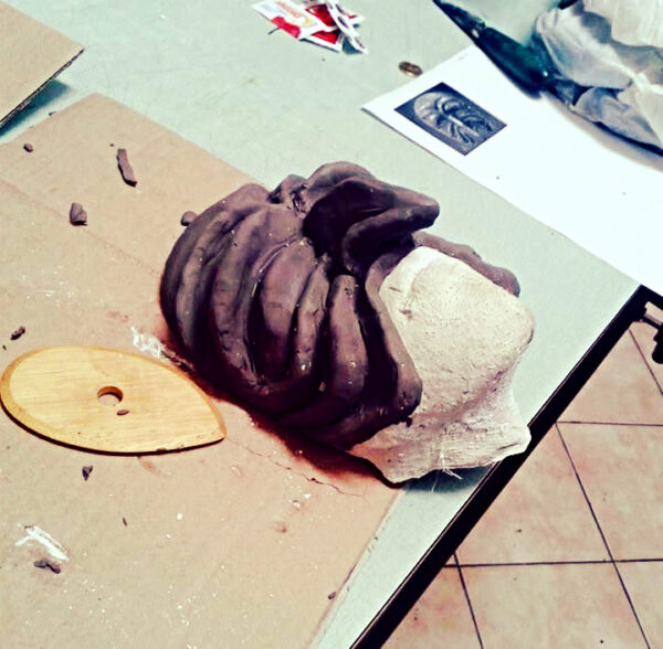 ILE - Taller de Fabricación de máscaras de la comedia del arte en Florencia 15