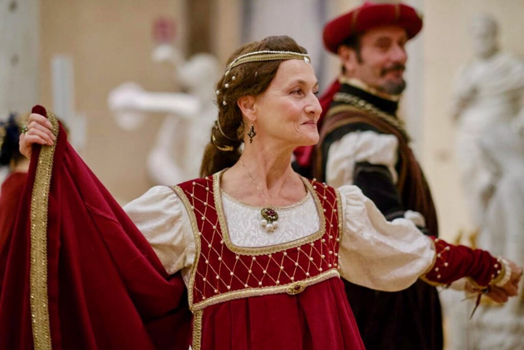 ILE Bruna Gondoni Danza Renacentista